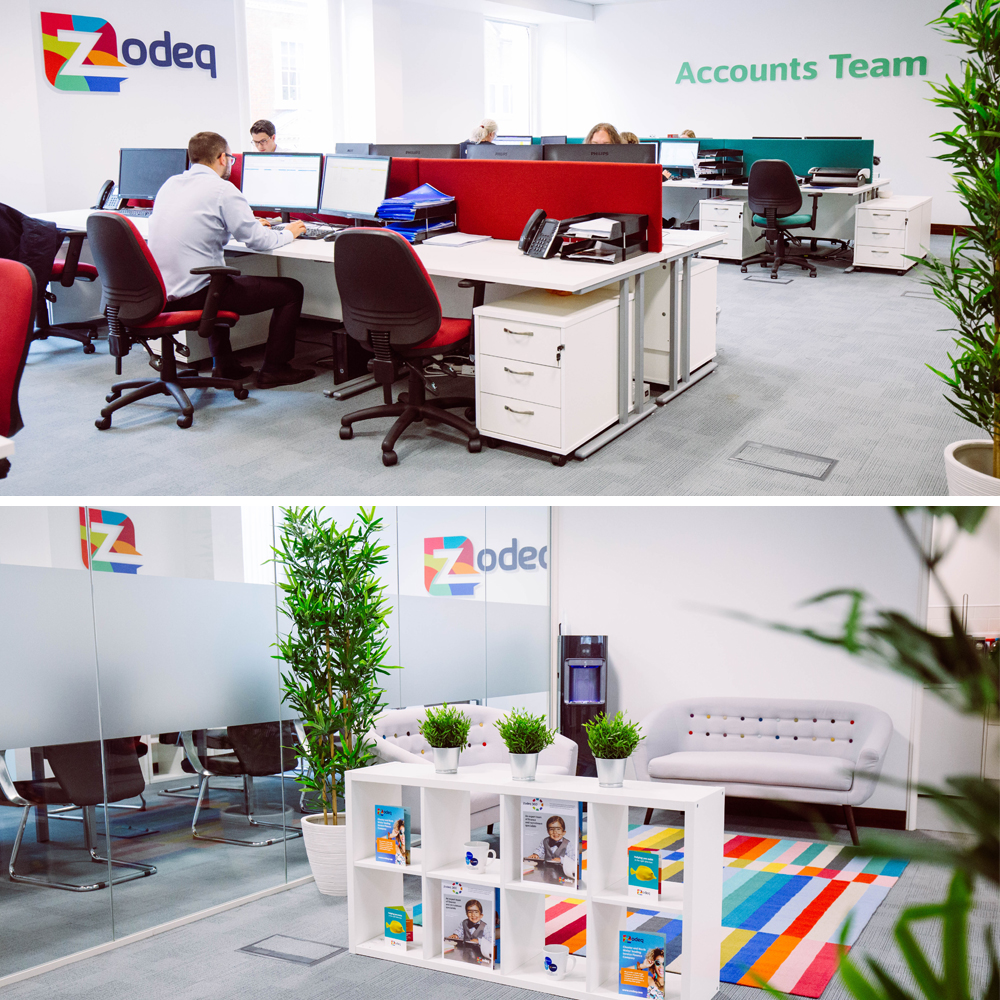 Zodeq offices in Chester