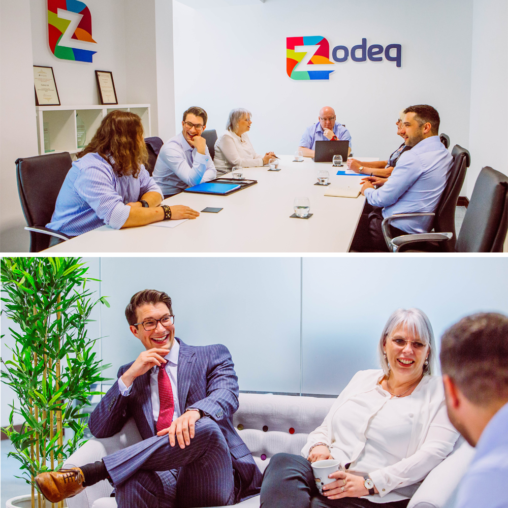 Zodeq's offices in Chester